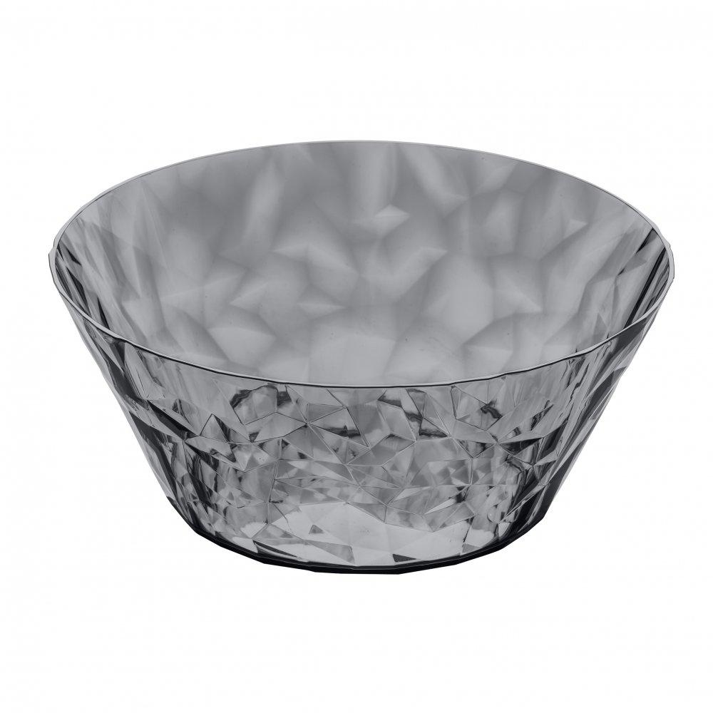 CLUB Salatschale 3,5l transparent grey