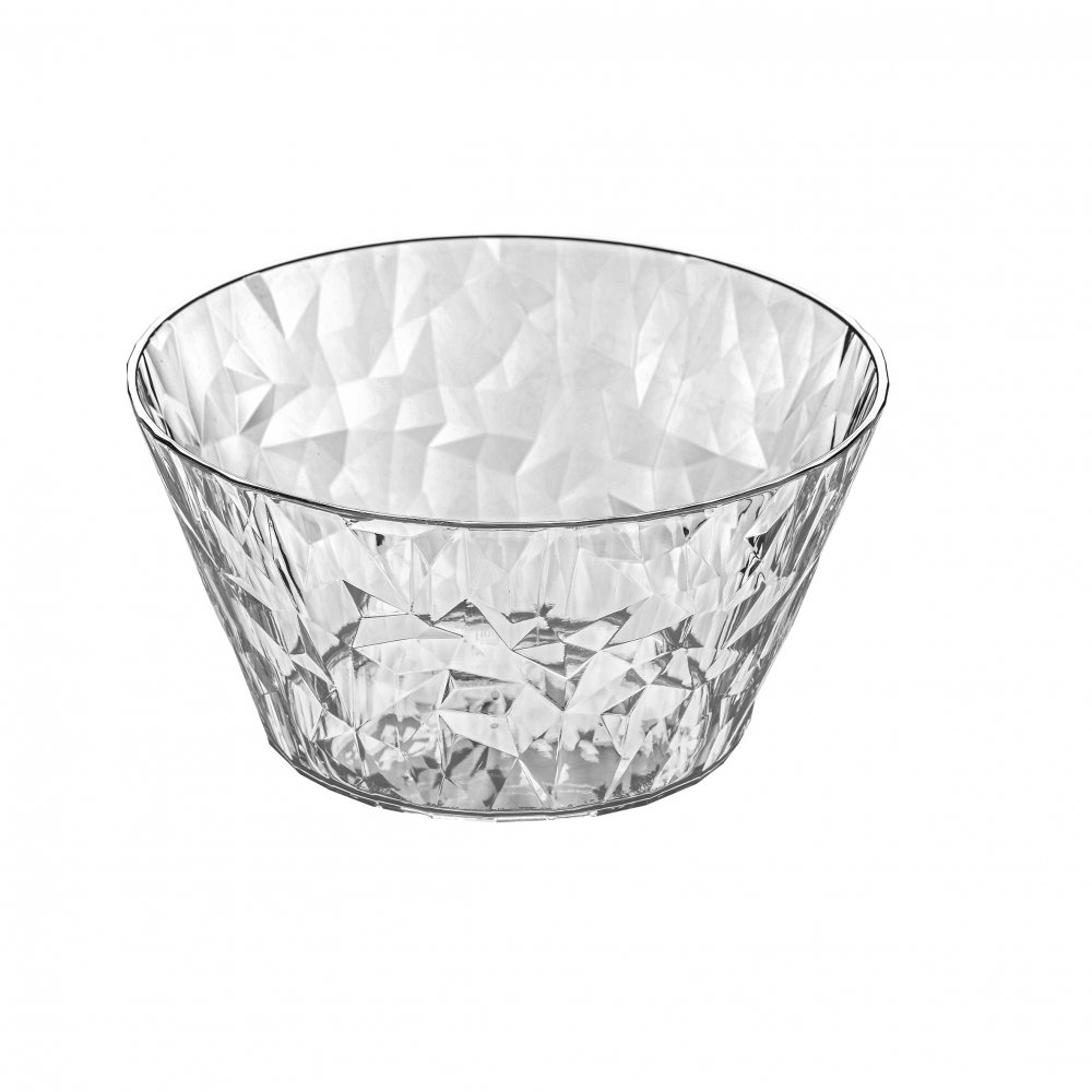 CLUB BOWL S Portionsschale 700ml crystal clear