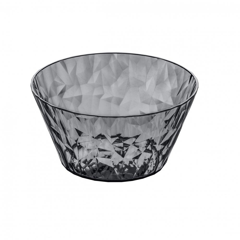 CLUB Portionsschale 0,7l transparent grey
