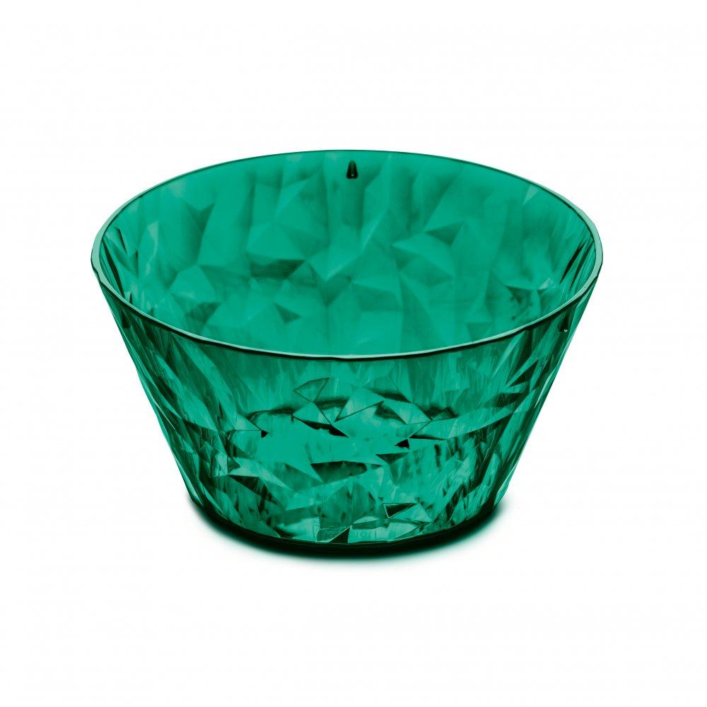 CLUB Portionsschale 0,7l transparent emerald green