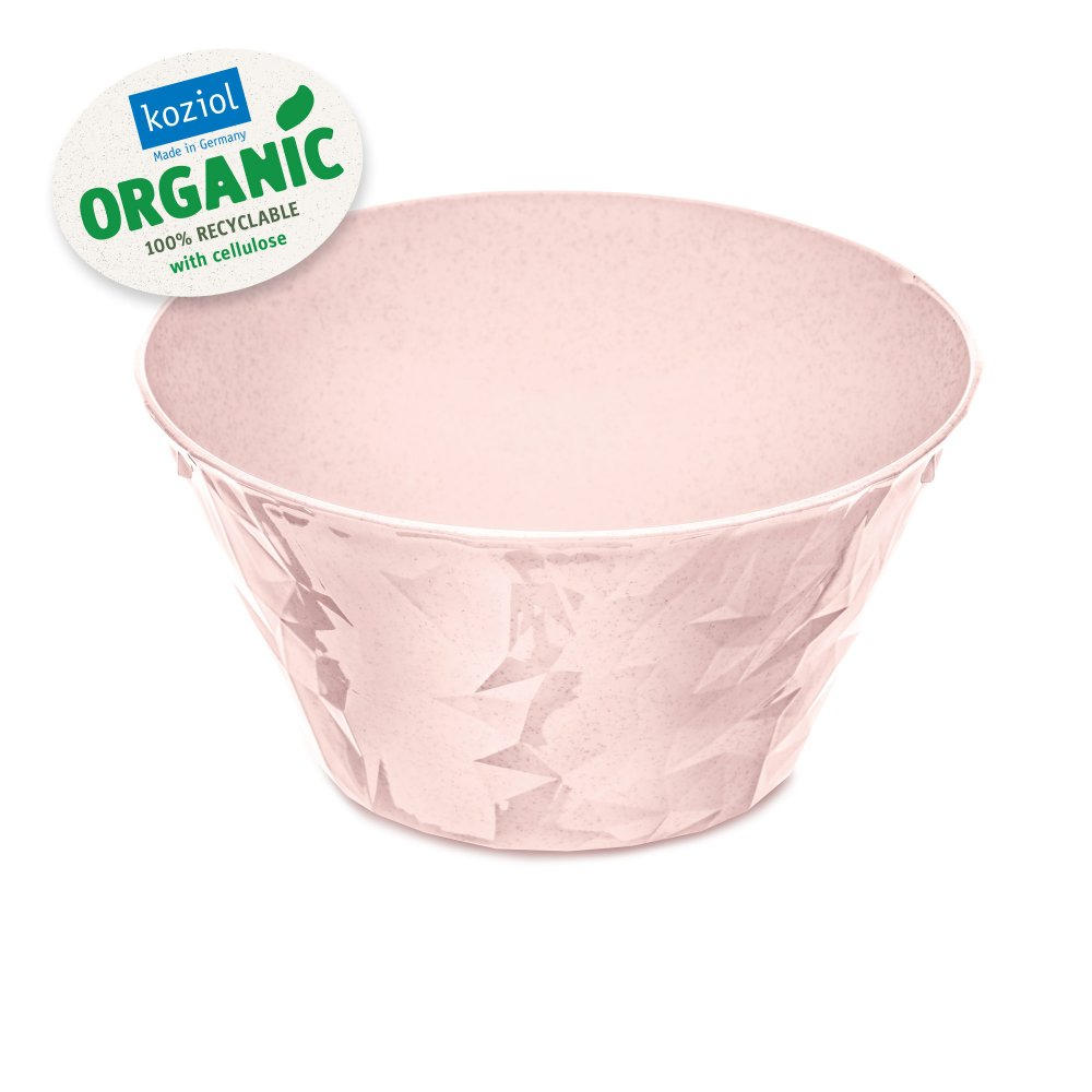 CLUB BOWL S Portionsschale 700ml organic pink