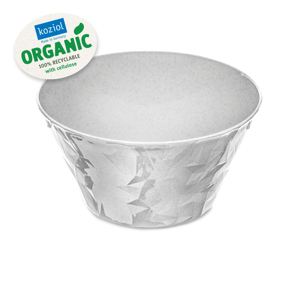 CLUB BOWL S Bowl 700ml organic grey