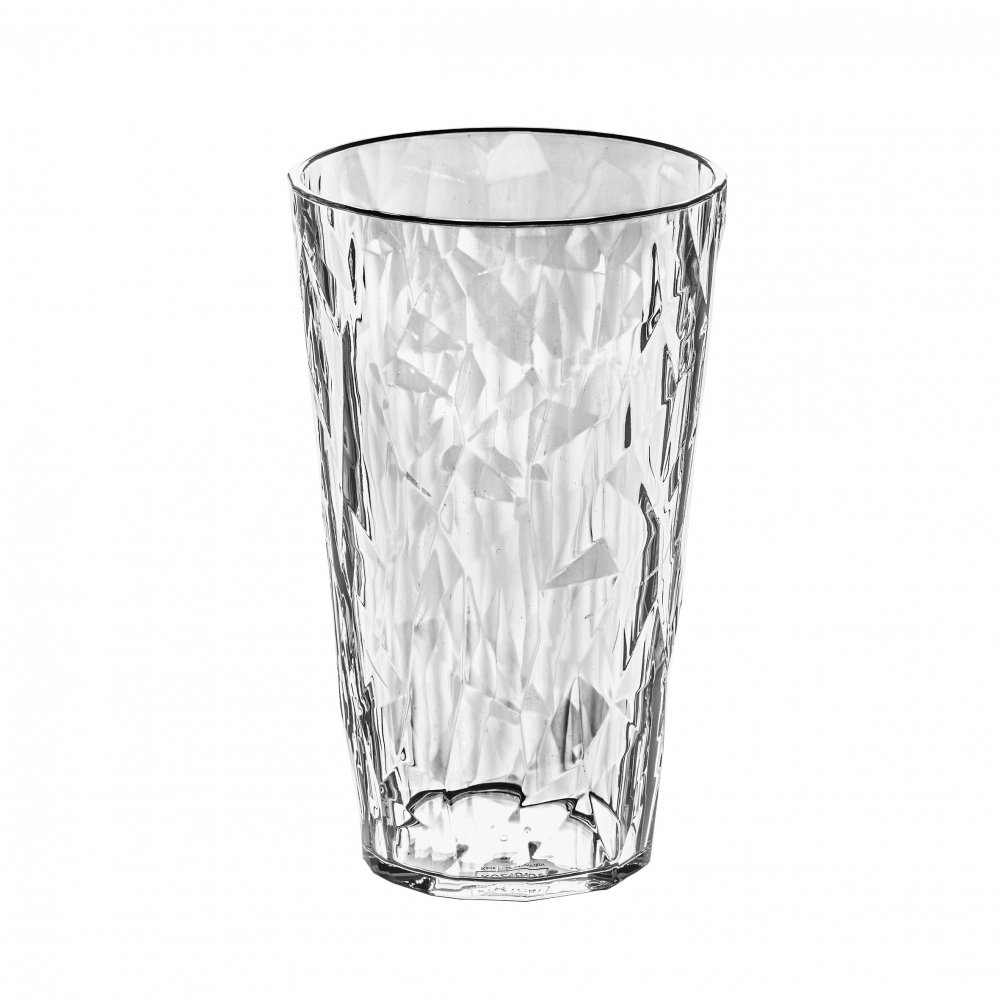 CLUB L Glass 400ml crystal clear