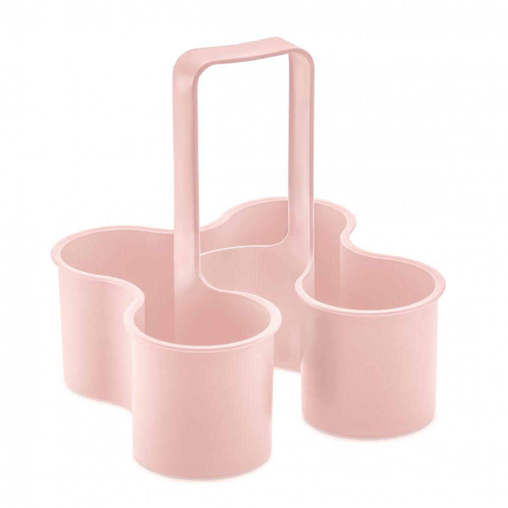 CADDY Bottle caddy powder pink