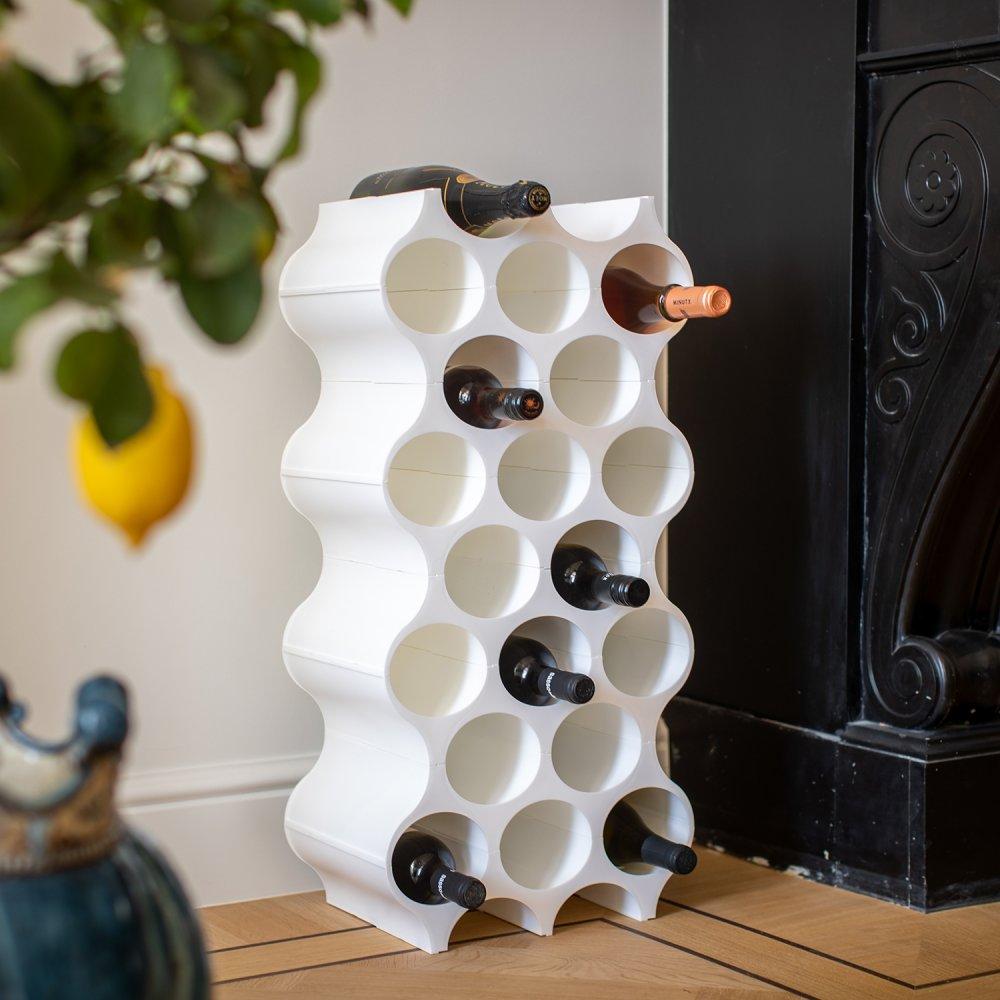 SET-UP Bottle rack