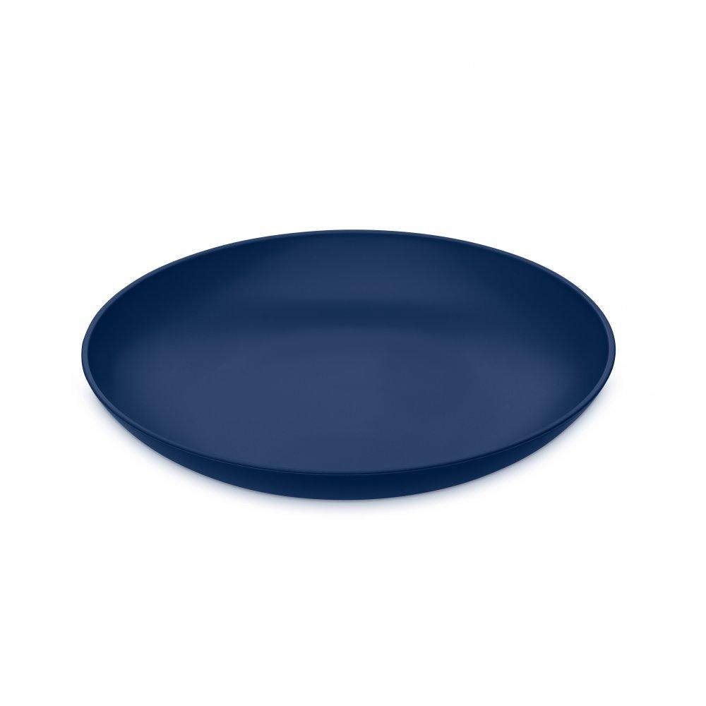RONDO Soup Plate deep velvet blue