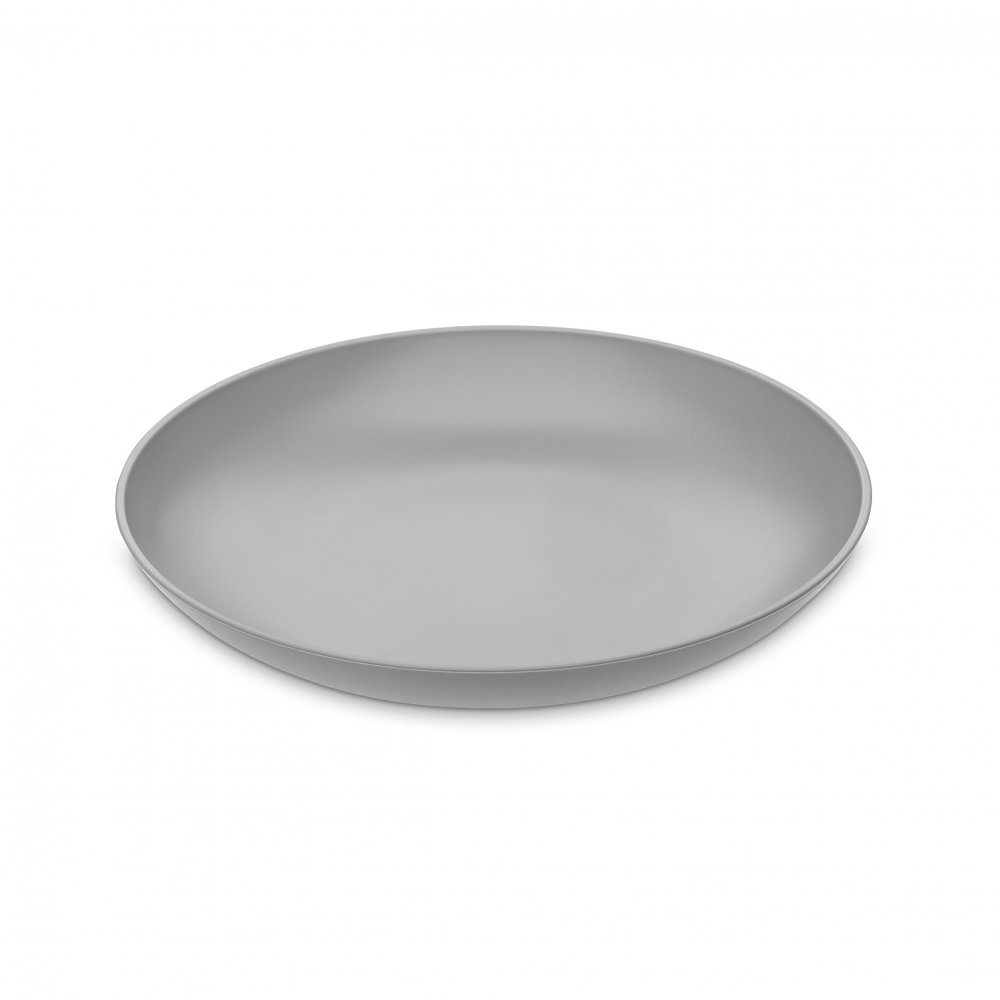 RONDO Soup Plate cool grey