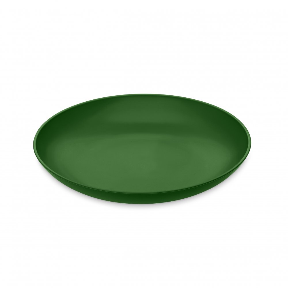 RONDO Soup Plate forest green