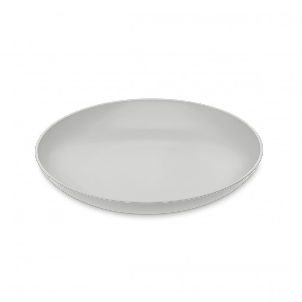 RONDO Soup Plate soft grey