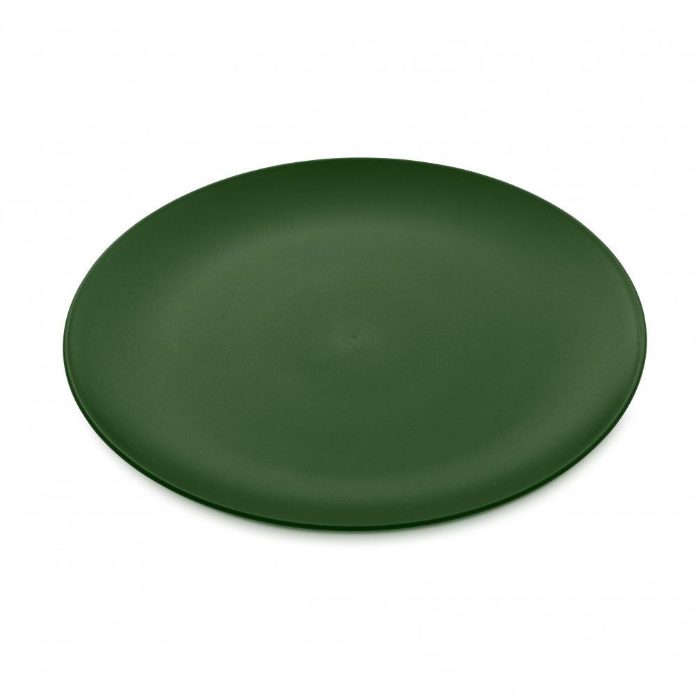 RONDO Dinner Plate forest green