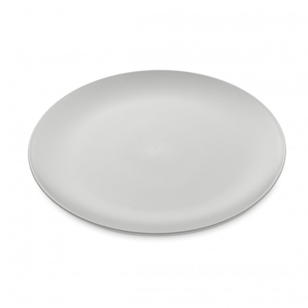 RONDO Dinner Plate soft grey