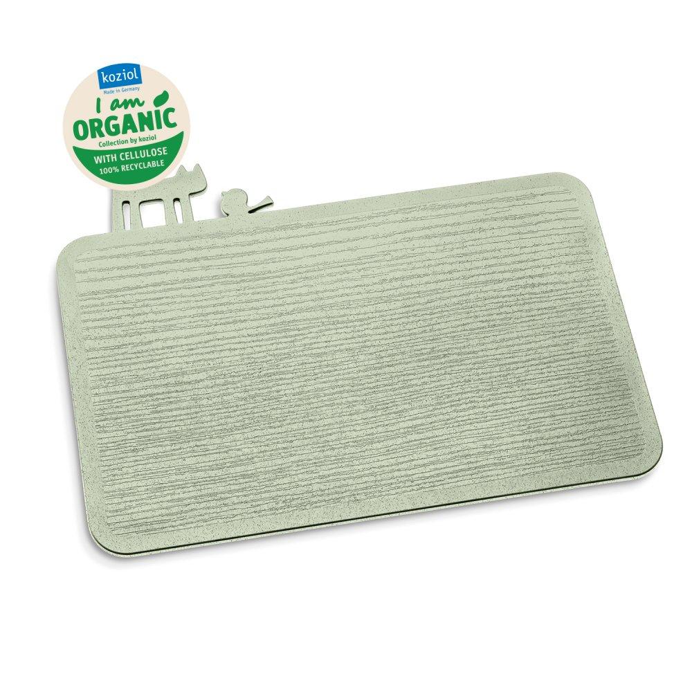 [pi:p] Schneidebrett organic green