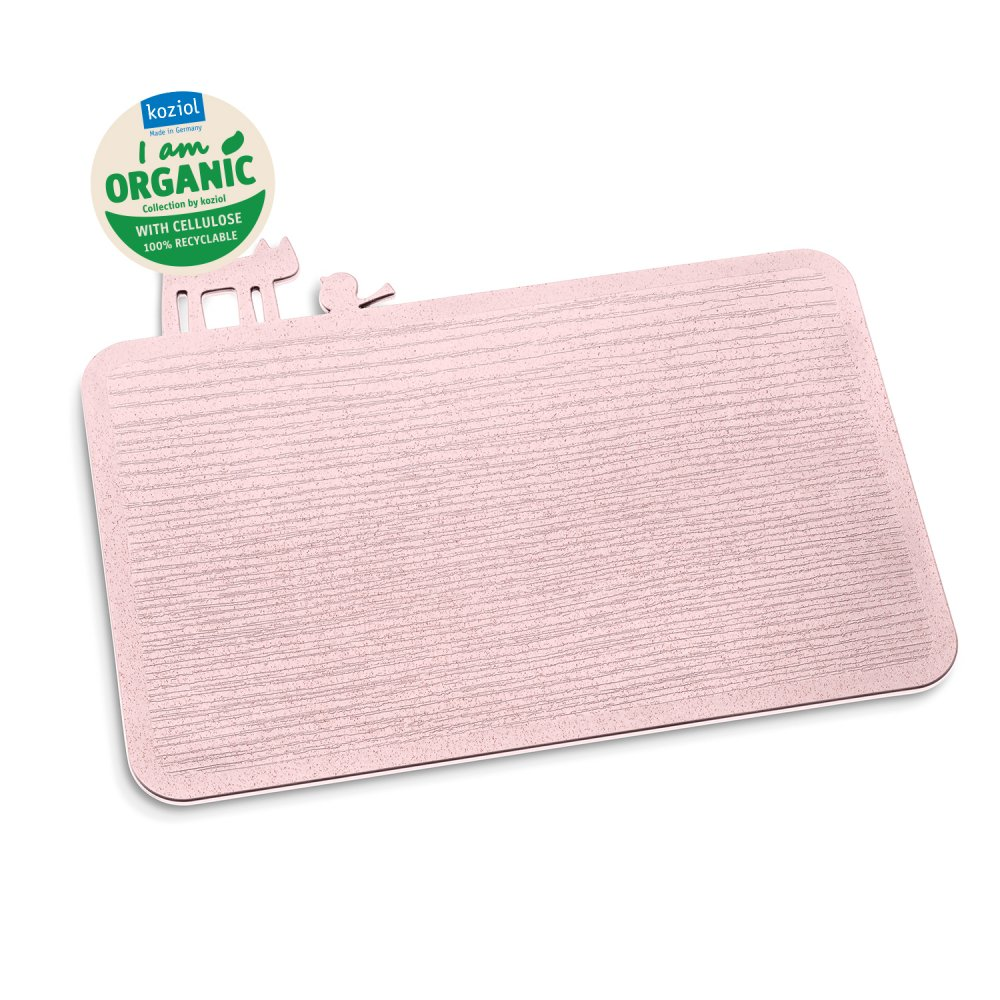 [pi:p] Cutting Board organic pink