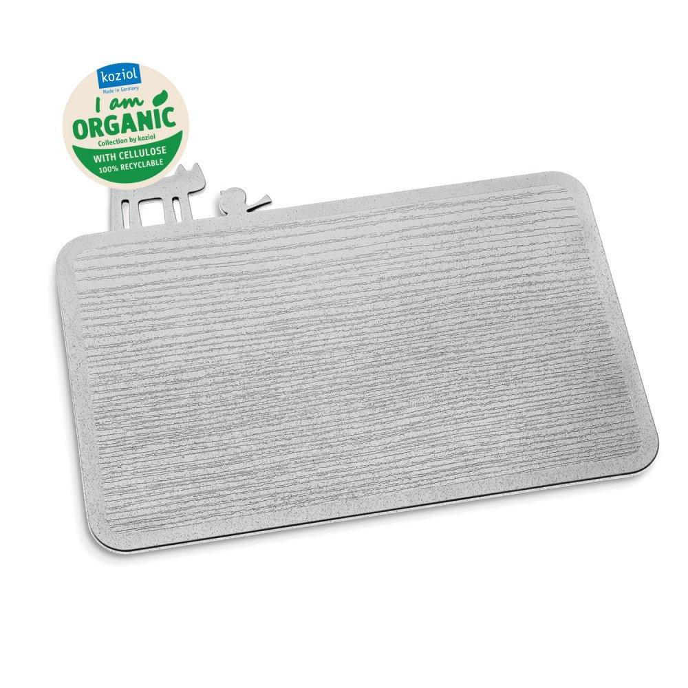 [pi:p] Schneidebrett organic grey