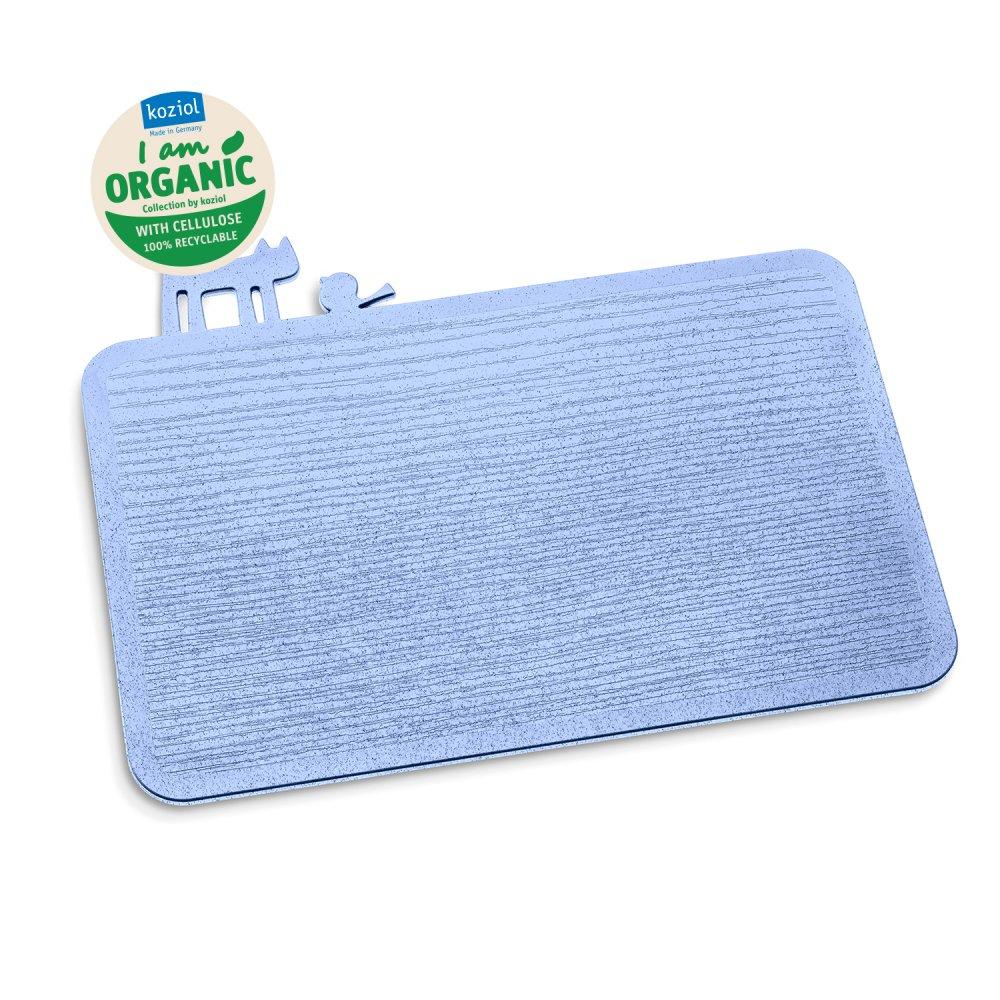 [pi:p] Cutting Board organic blue