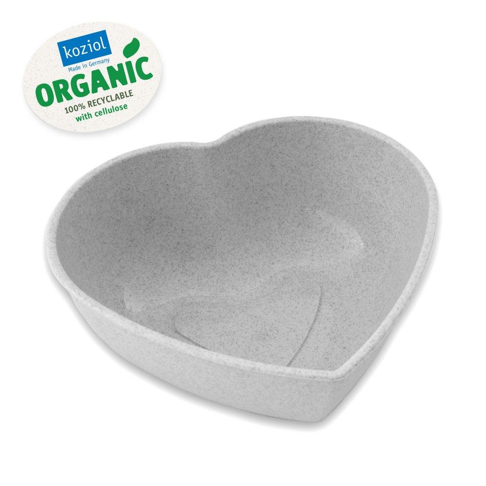 HERZ Schüssel organic grey