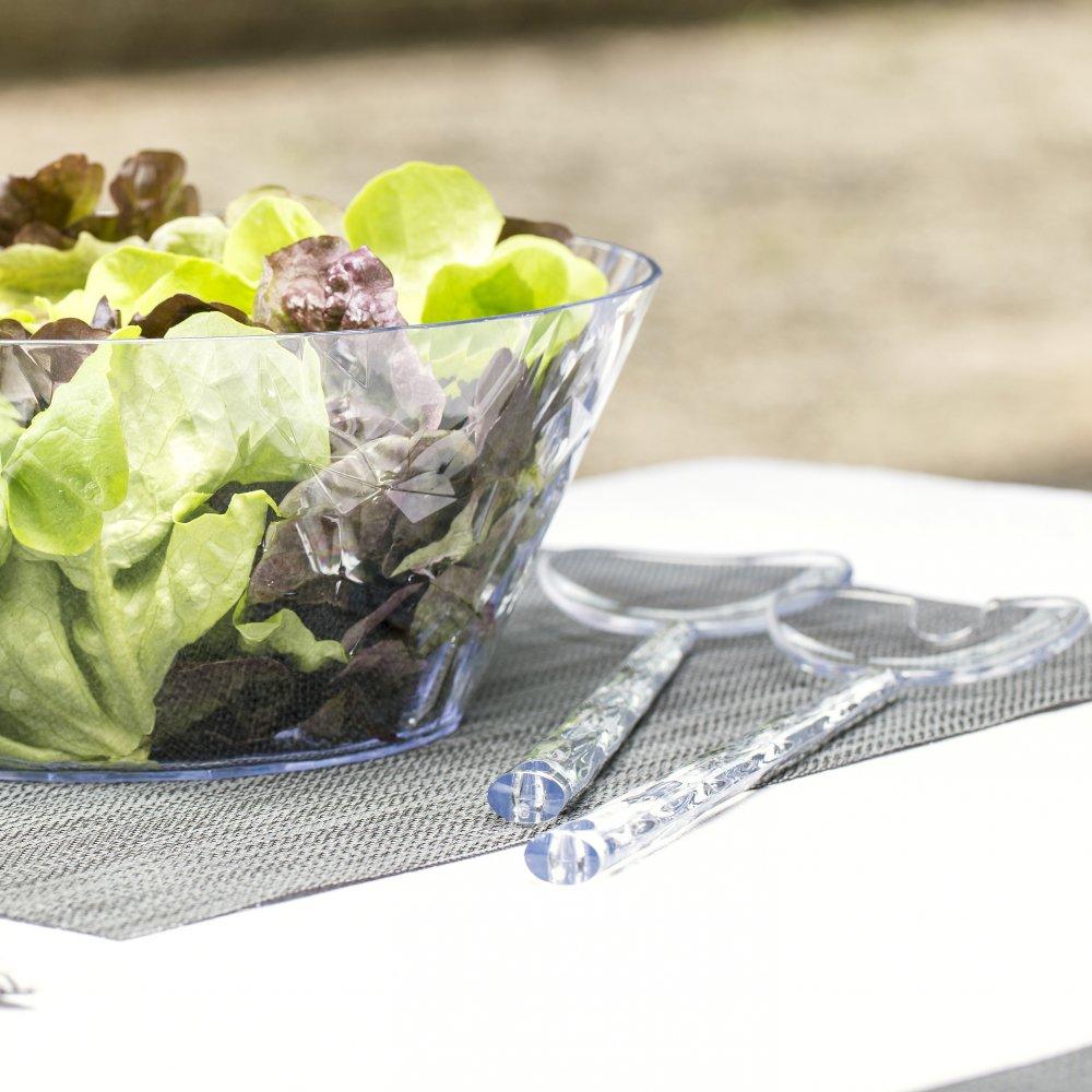 CRYSTAL SALAD Salad Servers