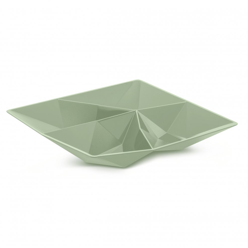 CLUB Snack bowl eucalyptus green