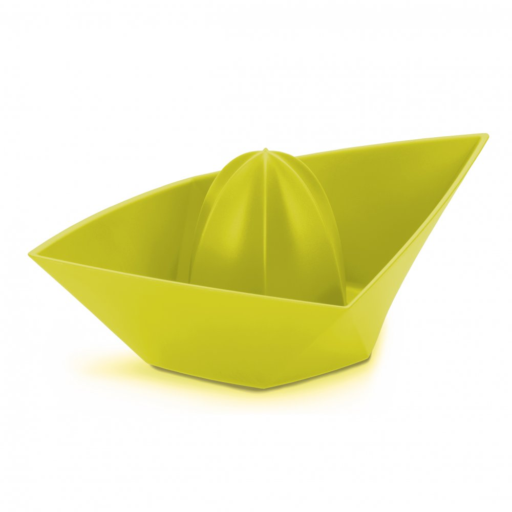 AHOI Lemon Squeezer mustard green