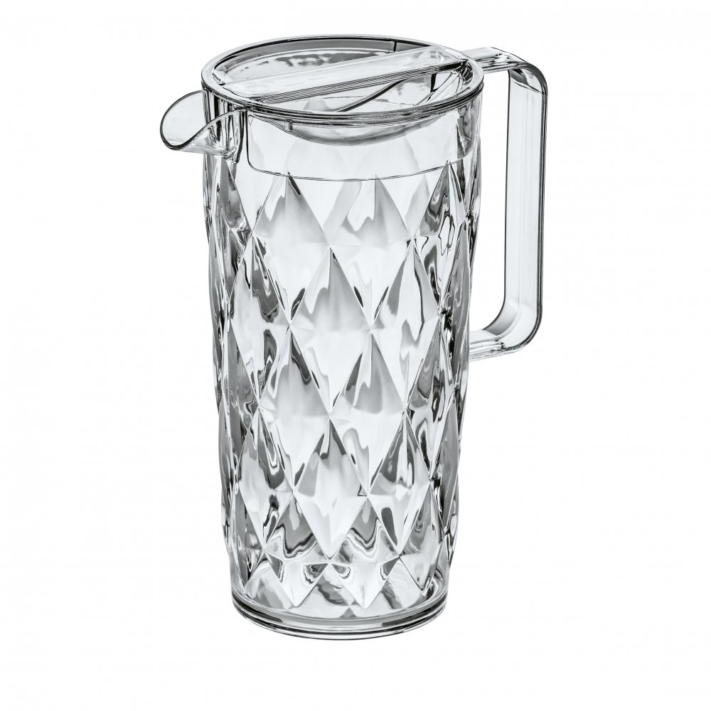 CRYSTAL Pitcher 1,6l crystal clear