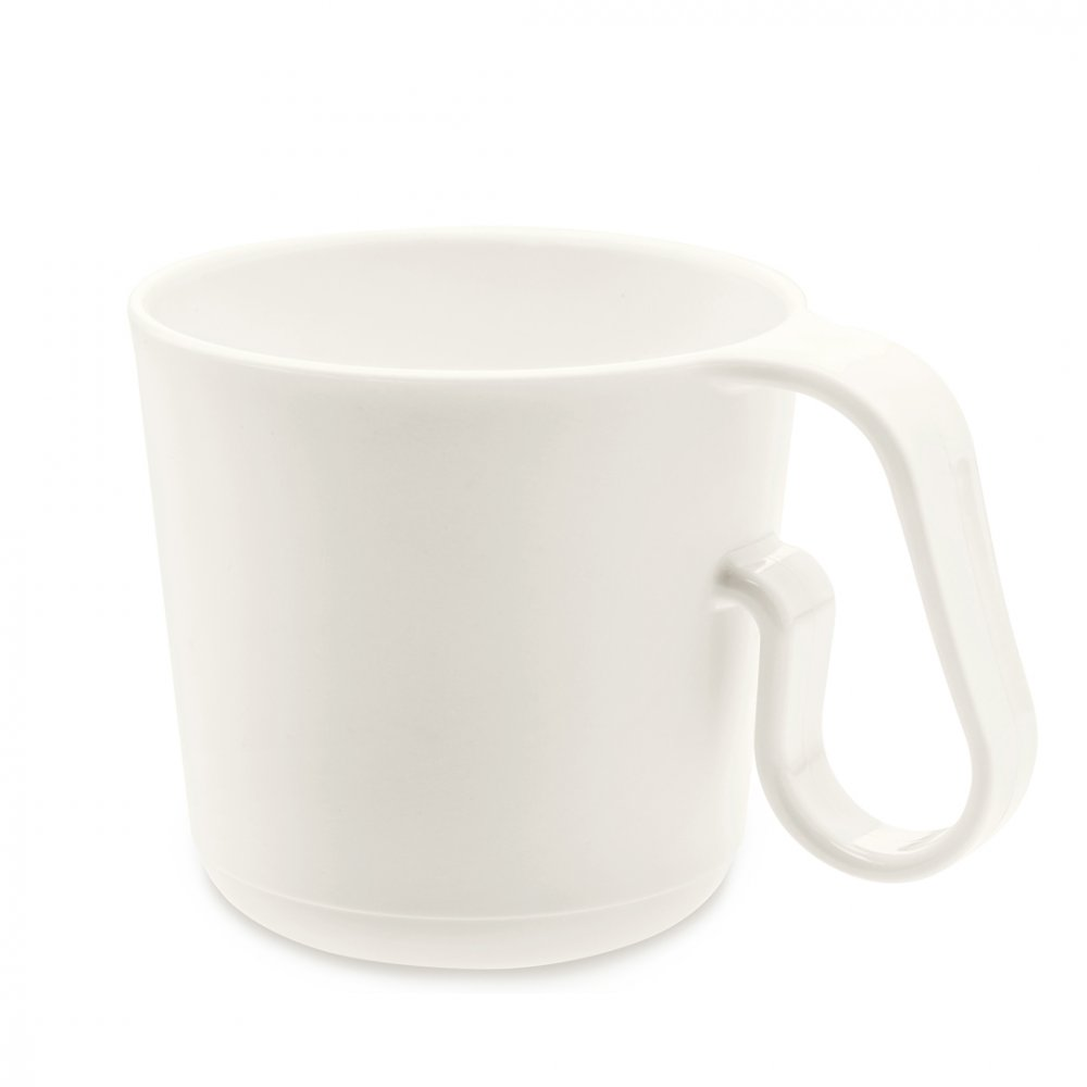 MAXX Henkeltasse cotton white