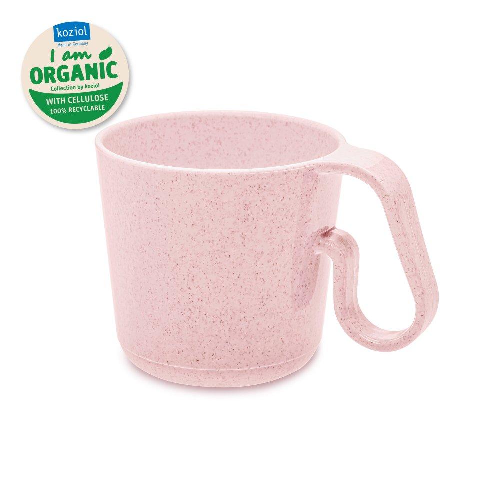 MAXX Henkeltasse organic pink