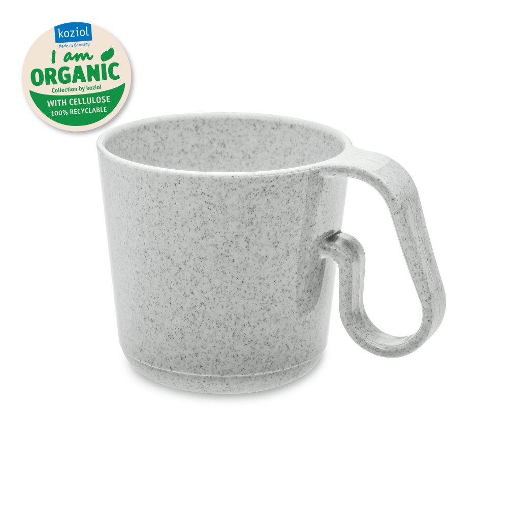 MAXX Henkeltasse organic grey