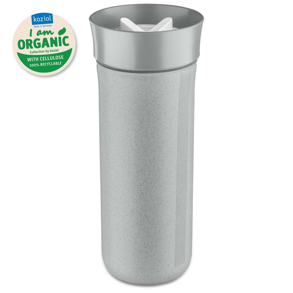 SAFE TO GO XL Organic Trinkflasche 700ml organic grey