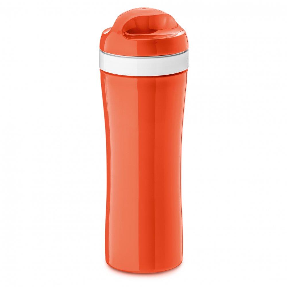 OASE Trinkflasche 425ml sunset orange-cotton white