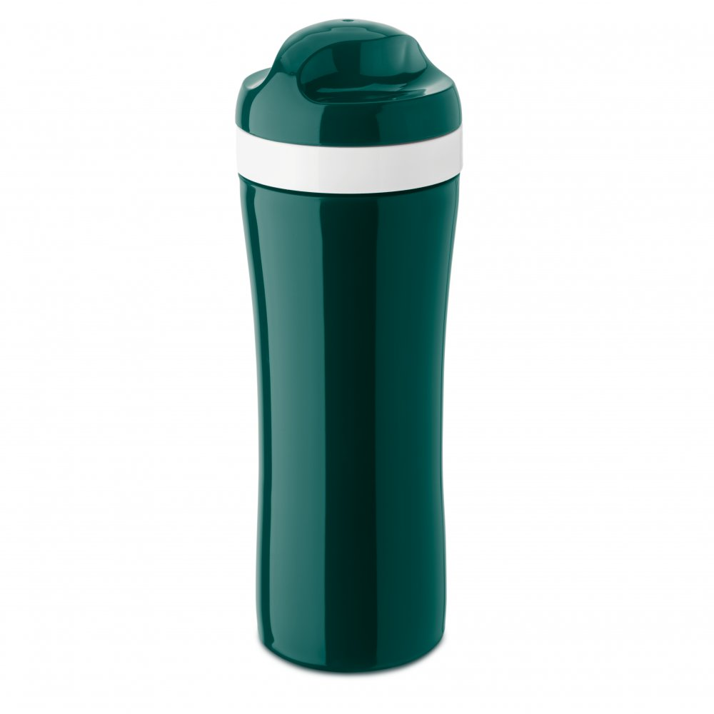OASE Trinkflasche 425ml emerald green-cotton white