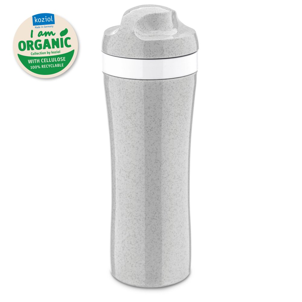 OASE Water Bottle 425ml organic grey
