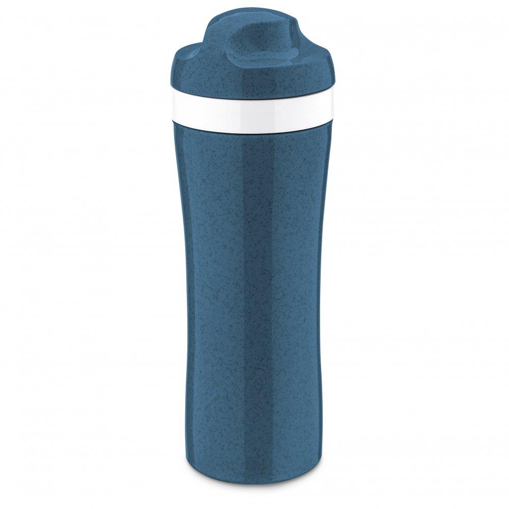 OASE Trinkflasche 425ml organic deep blue
