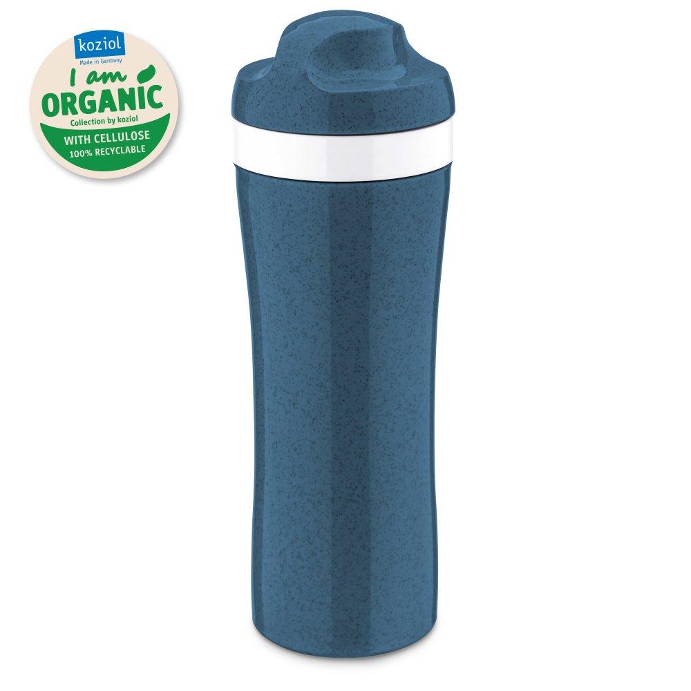 OASE Water Bottle 425ml organic deep blue