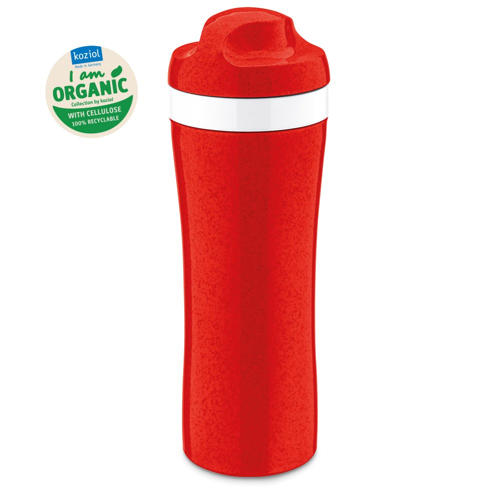 OASE Water Bottle 425ml organic red