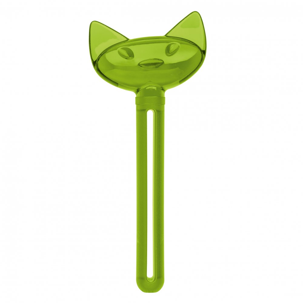 MIAOU Tube Squeezer transparent olive green