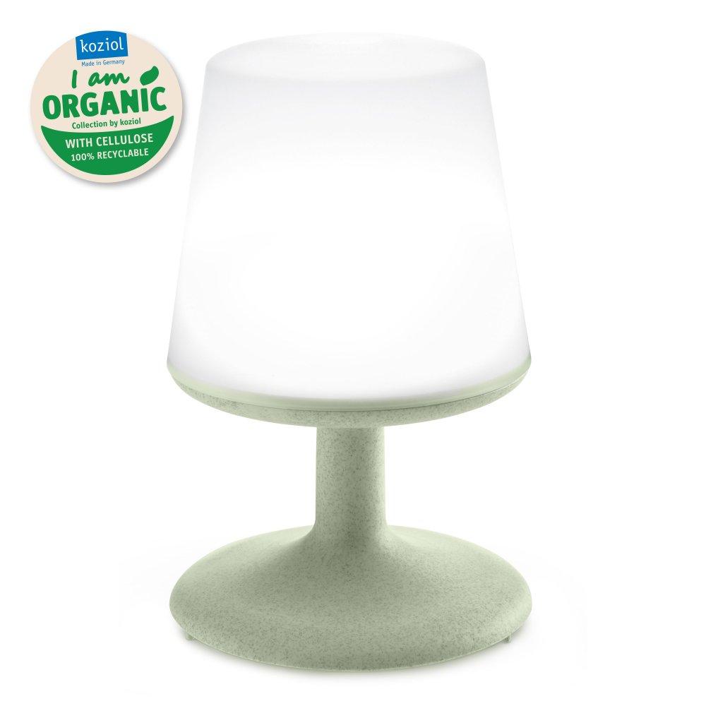 LIGHT TO GO Table Lamp organic green