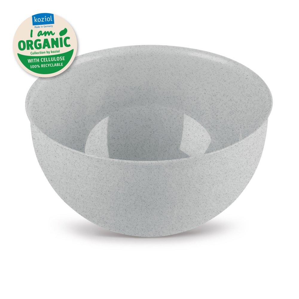 PALSBY M Schüssel 2l organic grey
