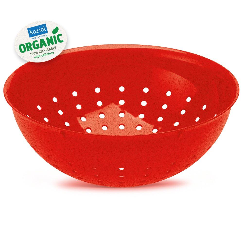 PALSBY M Organic Colander 200mm/2l organic red