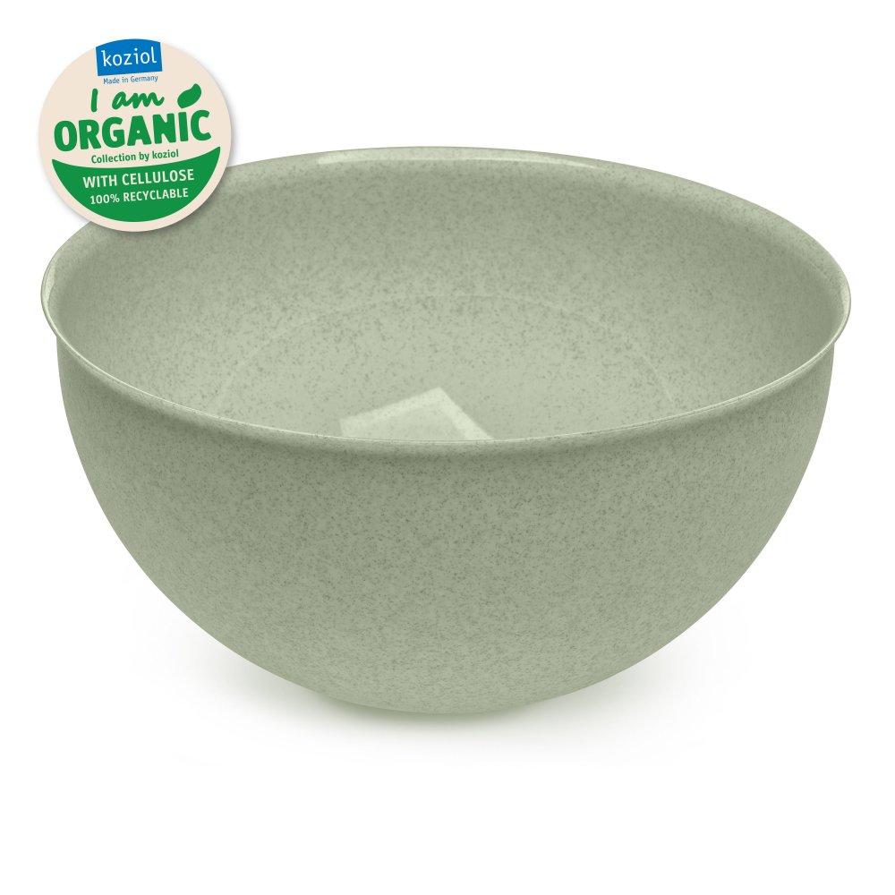 PALSBY L ORGANIC Bowl 5l organic green