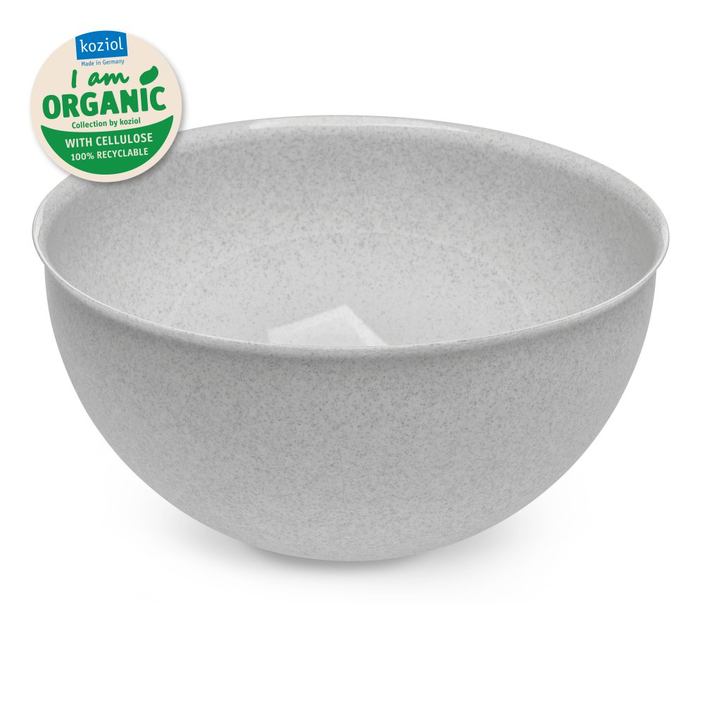 PALSBY L ORGANIC Bowl 5l organic grey