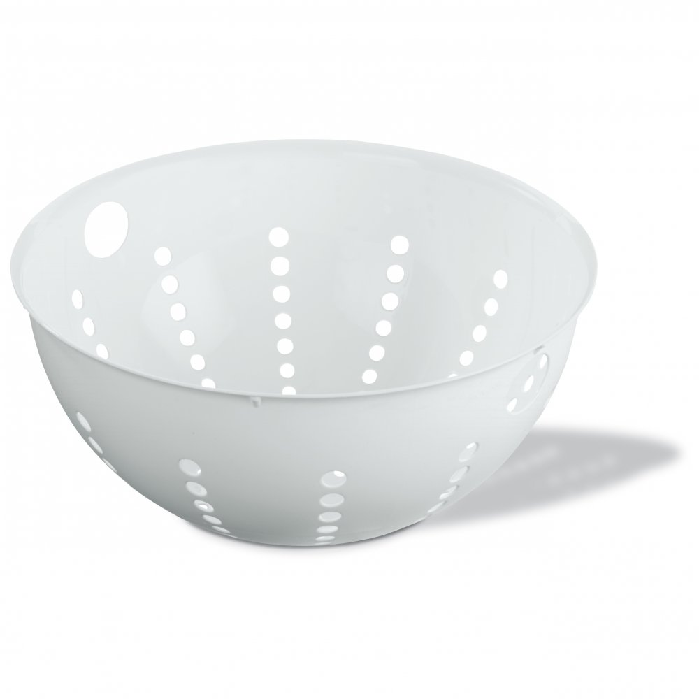PALSBY L Colander 280mm/5l cotton white