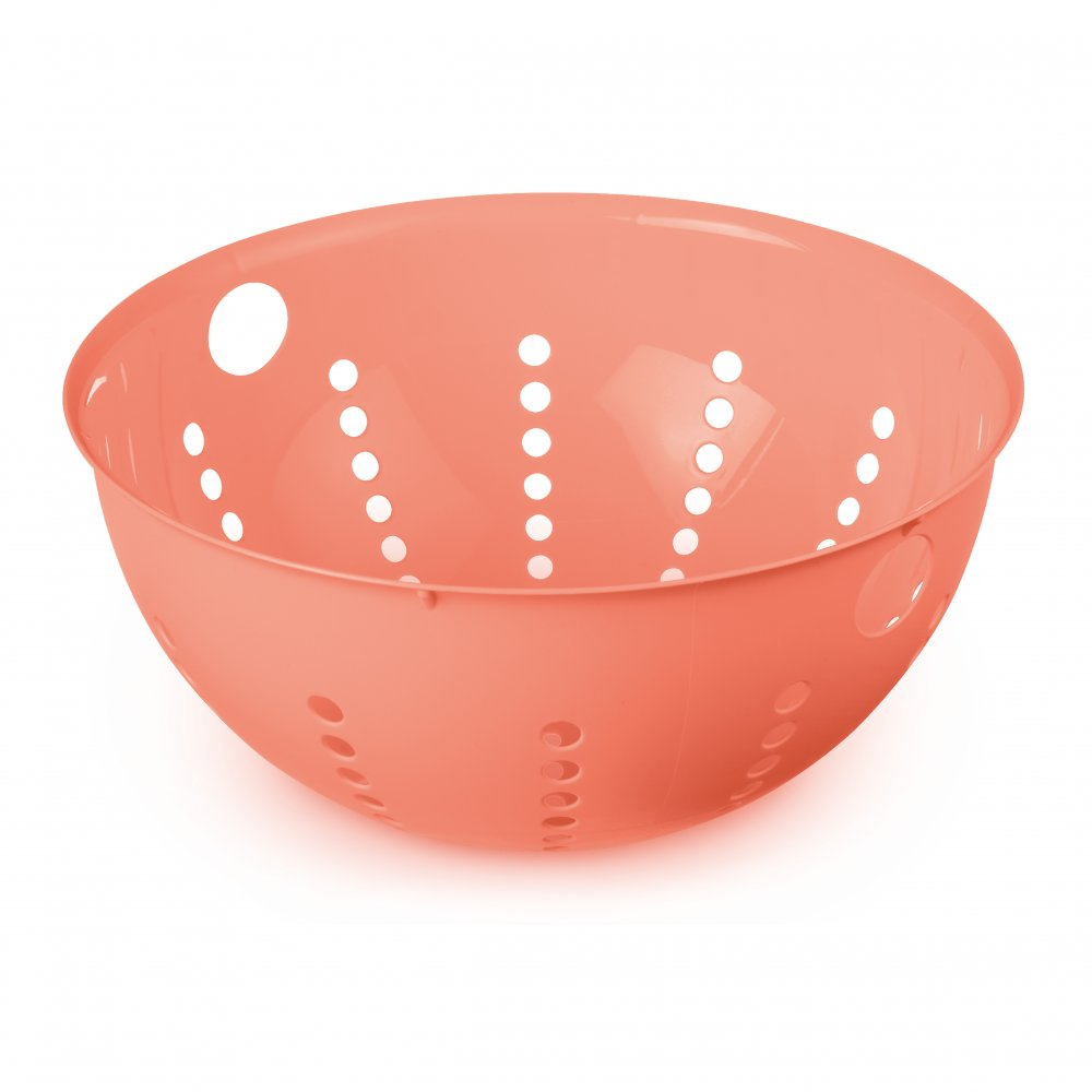 PALSBY L Colander 280mm/5l soft peach