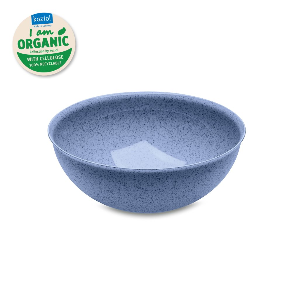 PALSBY Low Bowl 160 mm, Ole Palsby Collection organic blue
