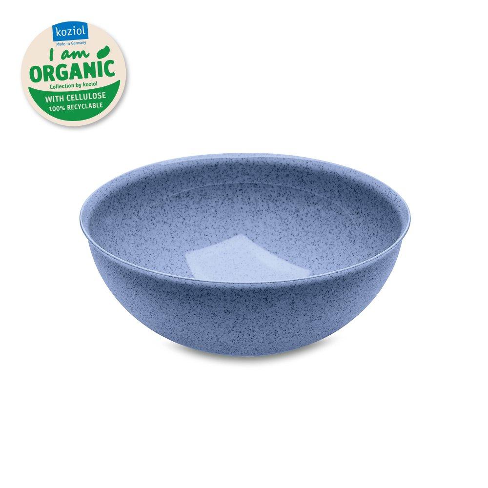 PALSBY Schüssel flach 750ml organic blue