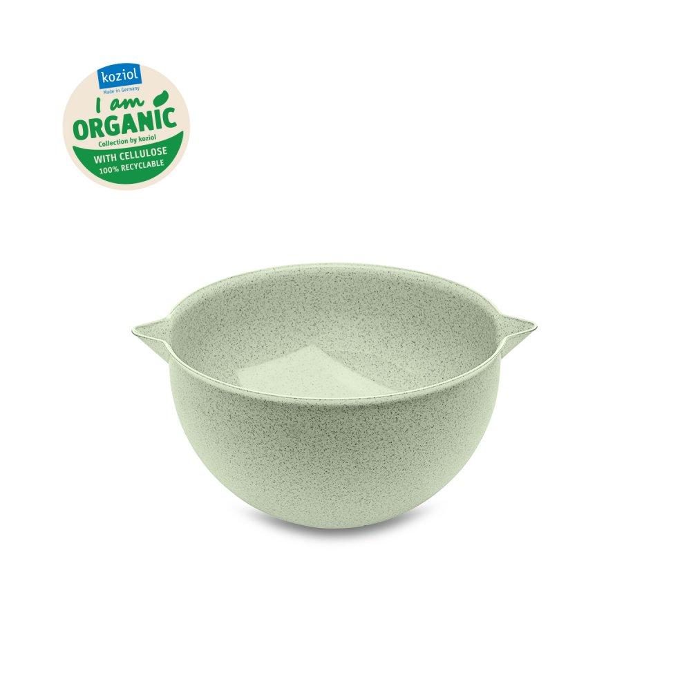 PALSBY M ORGANIC Mixing Bowl 2l organic green