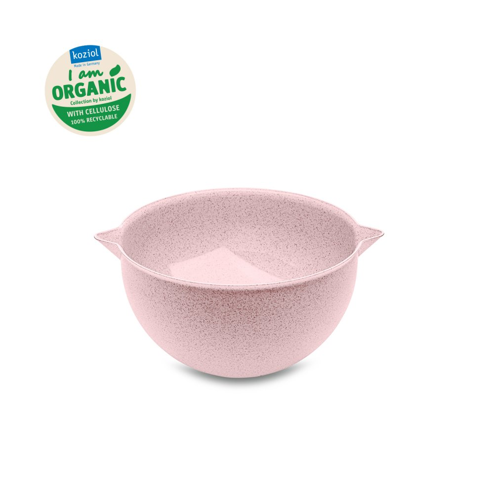 PALSBY M ORGANIC Rührschüssel 2l organic pink