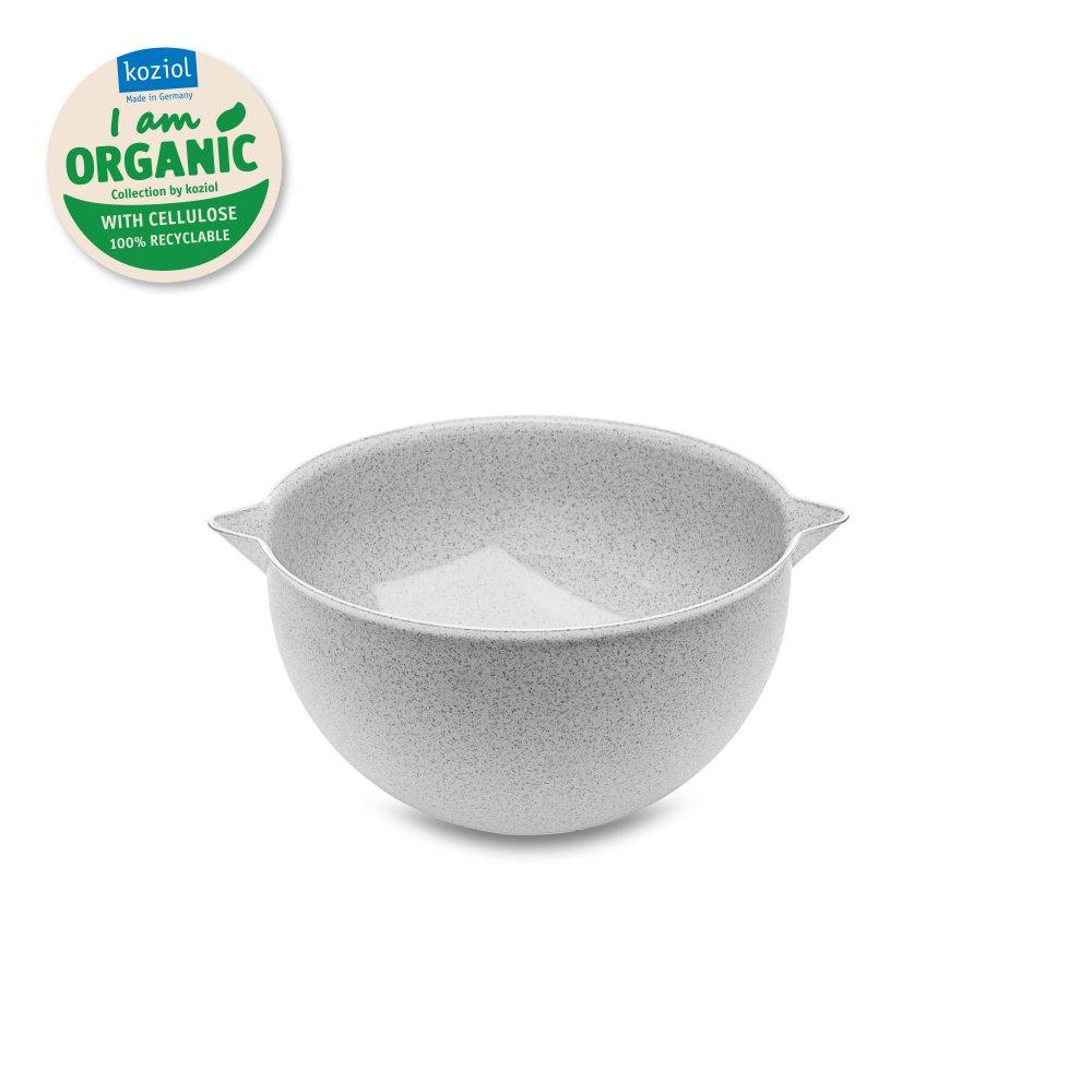PALSBY M ORGANIC Mixing Bowl 2l organic grey