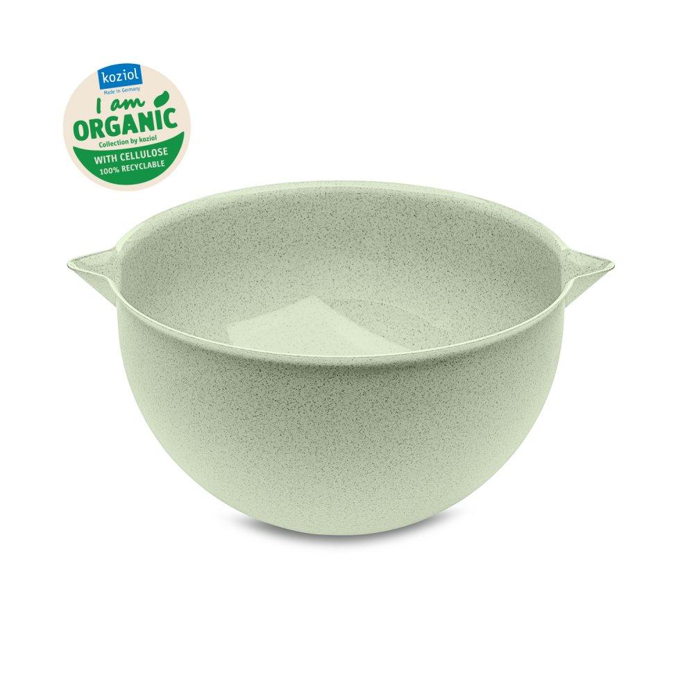 PALSBY L ORGANIC Rührschüssel 5l organic green
