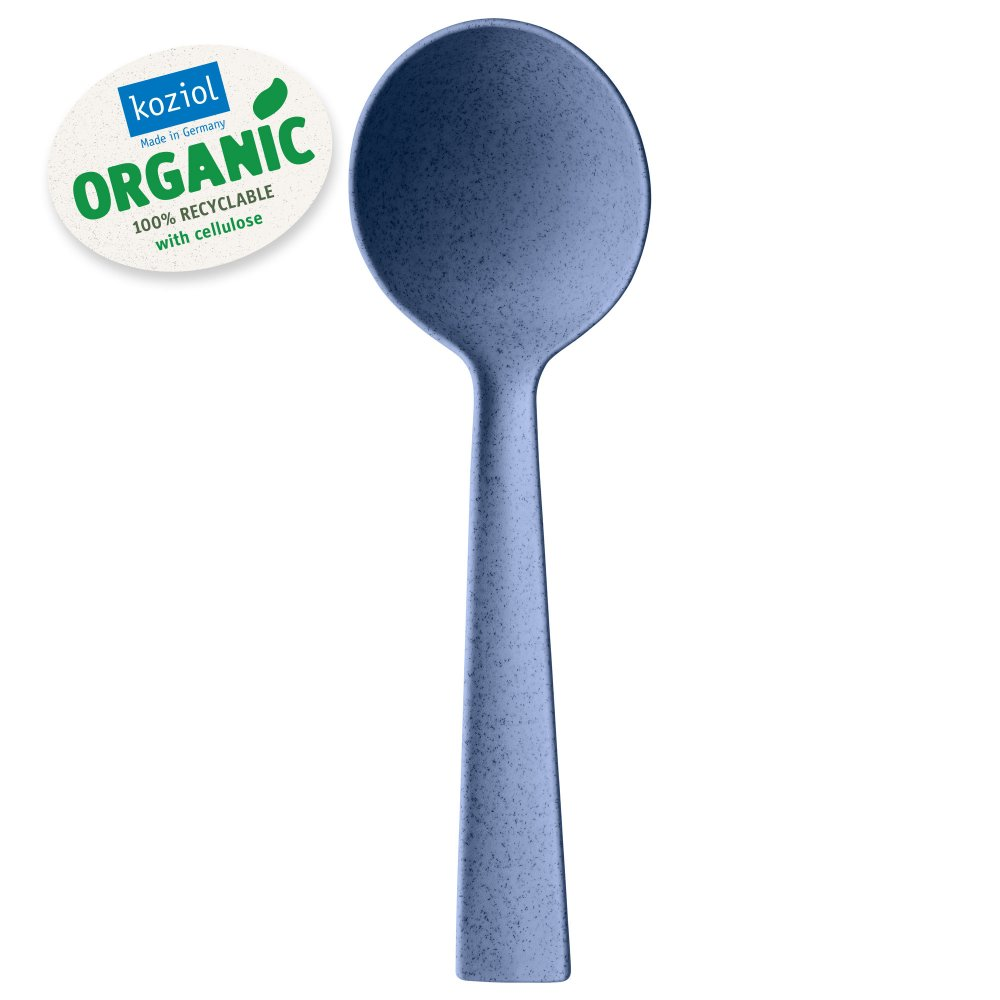 PALSBY Ladle 230 mm, Ole Palsby Collection organic blue