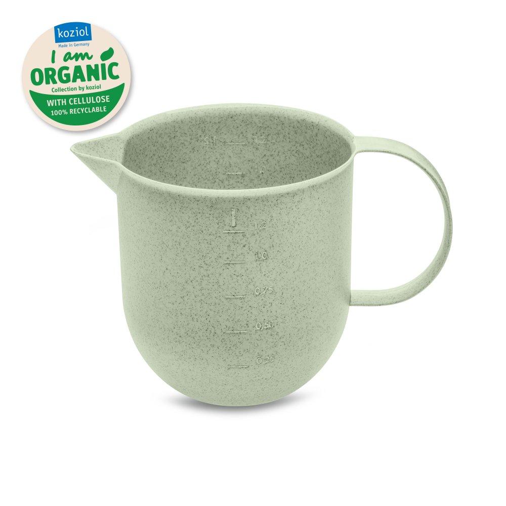 PALSBY Jug 1,2l organic green
